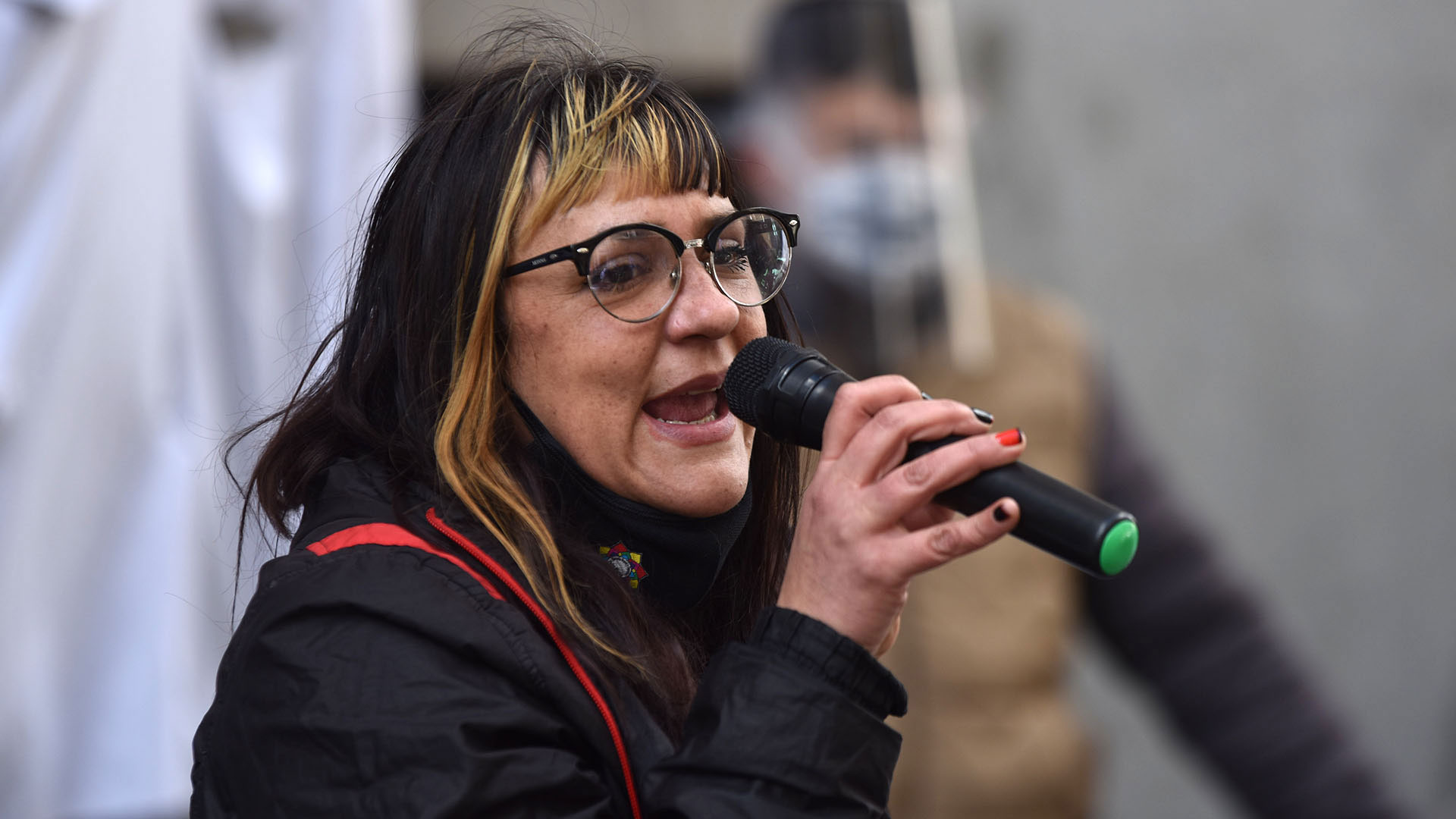 Los mayores reclamos fueron contra el gobierno de la Ciudad de Buenos Aires