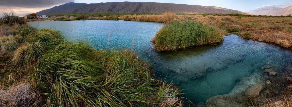 Las reservas acuíferas al norte de México son menores (Foto: cortesía Presidencia)