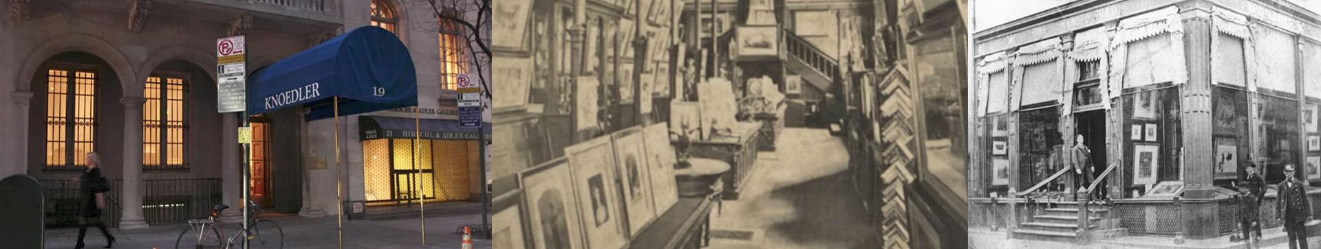 La Galeria Knoedler de Nueva York sobrevivió a grandes crisis económicas, pero no al escándalo de la estafa