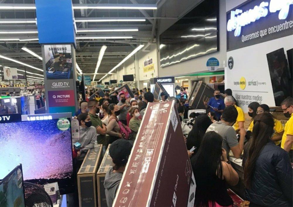 """Cómo será el segundo """"Día sin IVA"""" en Colombia para reactivar la economía:  más compras en la web y menos filas - Infobae"""