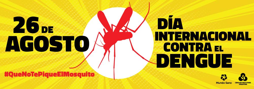 La nueva campaña contra el Dengue 2020