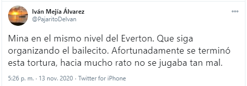 Trino del periodista deportivo Iván Mejía.