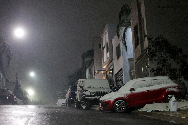 Monterrey, 15 de febrero de 2021.