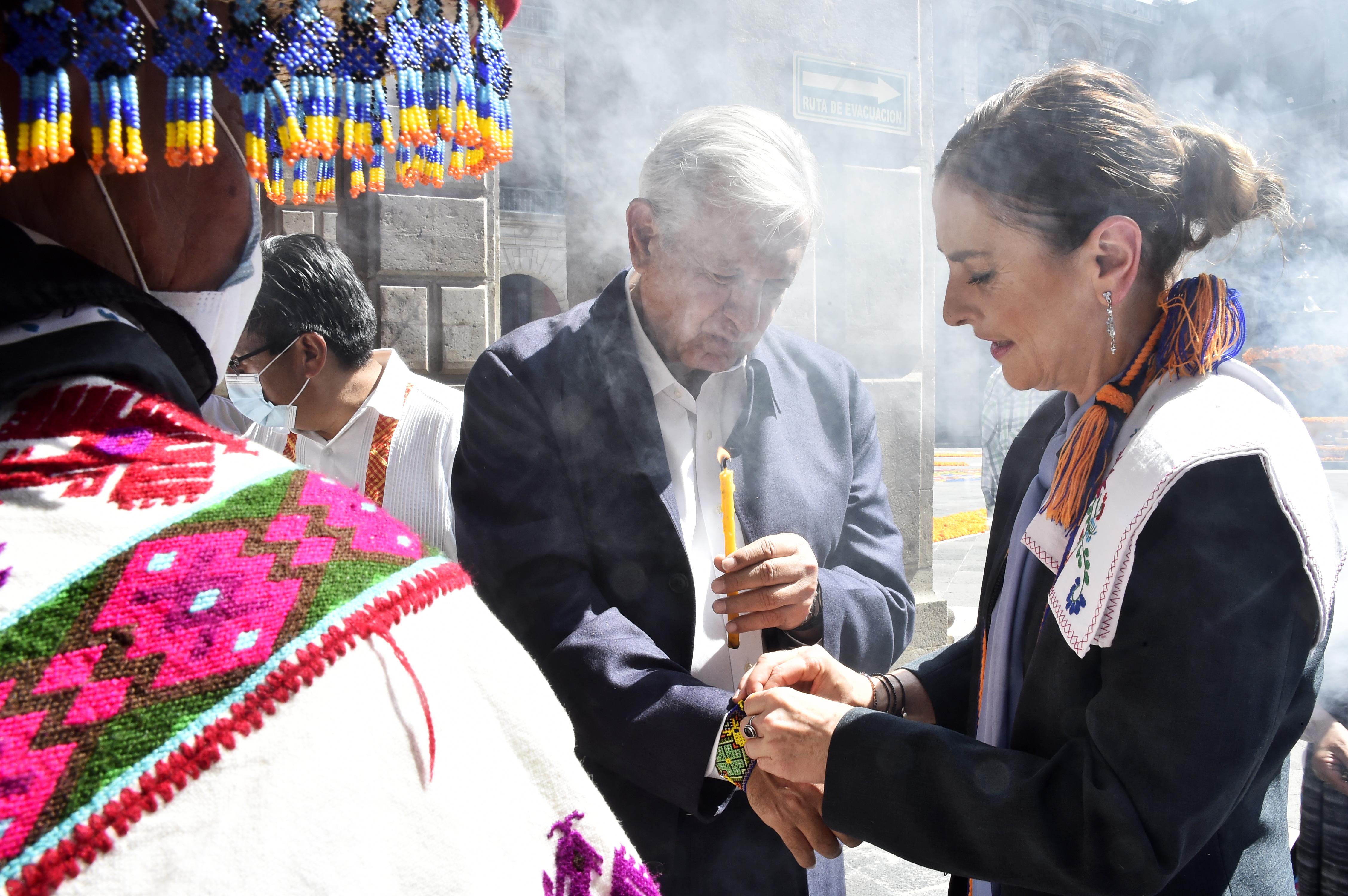 Fotos: Presidencia de México.