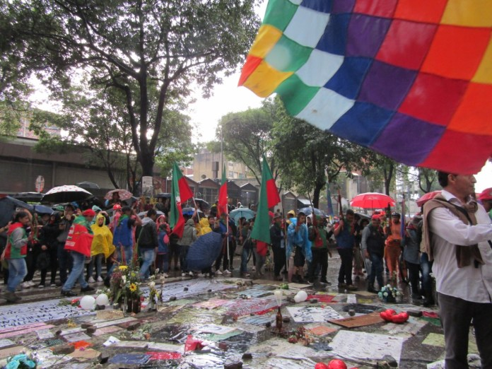 Colombia tendrá una nueva jornada de paro el 19 de noviembre - Infobae