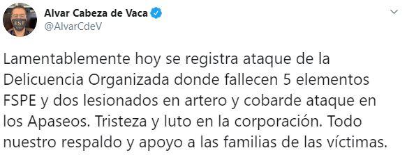 (Foto: Twitter/AlvarCdeV)