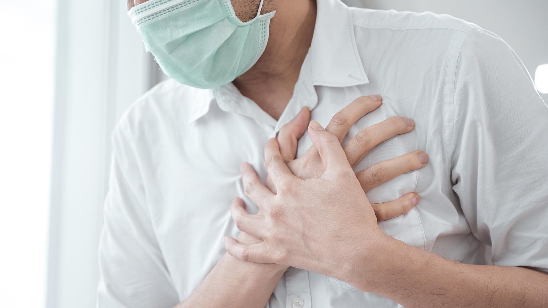 Un estudio halla que el 78% de los pacientes recuperados de COVID-19  desarrollan afecciones cardíacas - Infobae