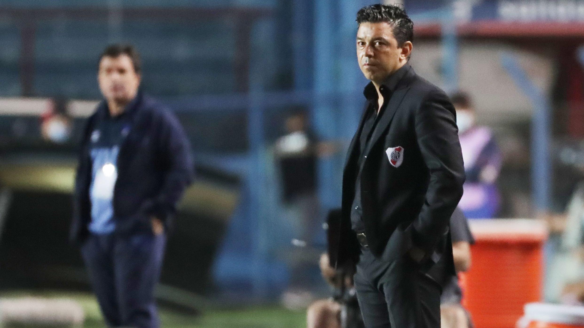 La Copa más difícil, el presente de Carrascal y el invicto Palmeiras: las 5  frases de Gallardo - Infobae