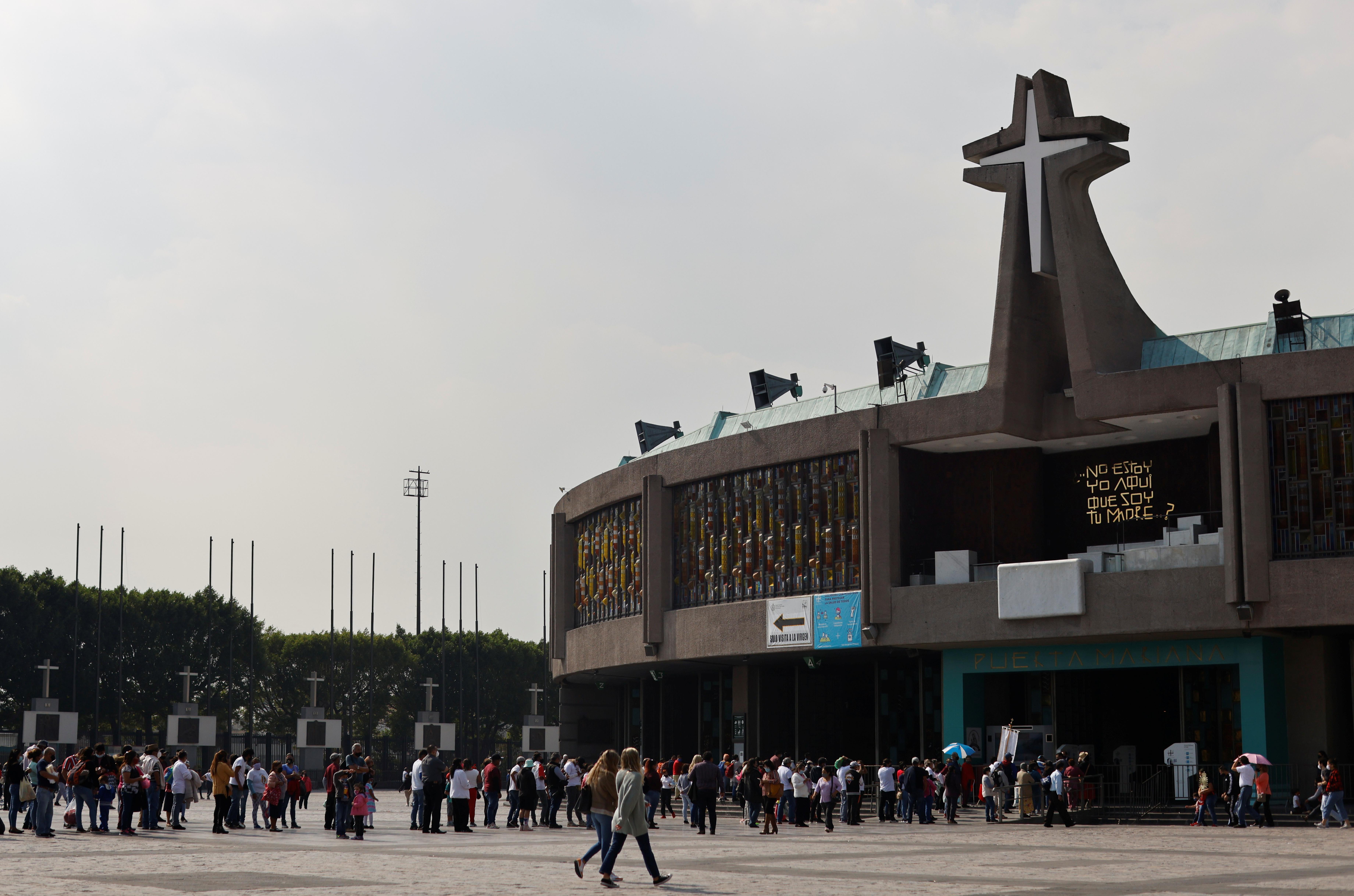 Ciudad de México, México 8 de diciembre de 2020.