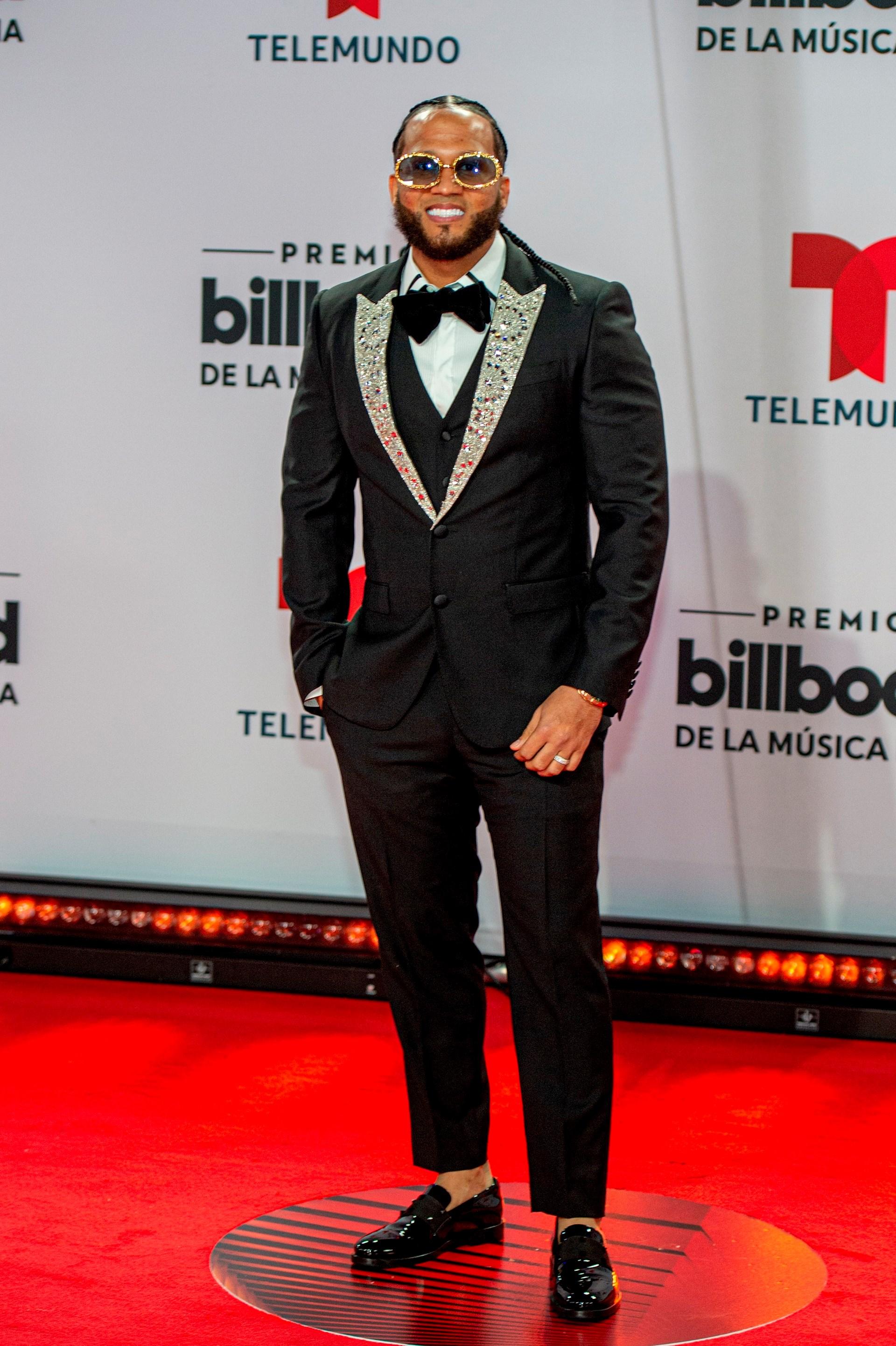 El cantante dominicano El Alfa (Foto: EFE/Giorgio Viera)