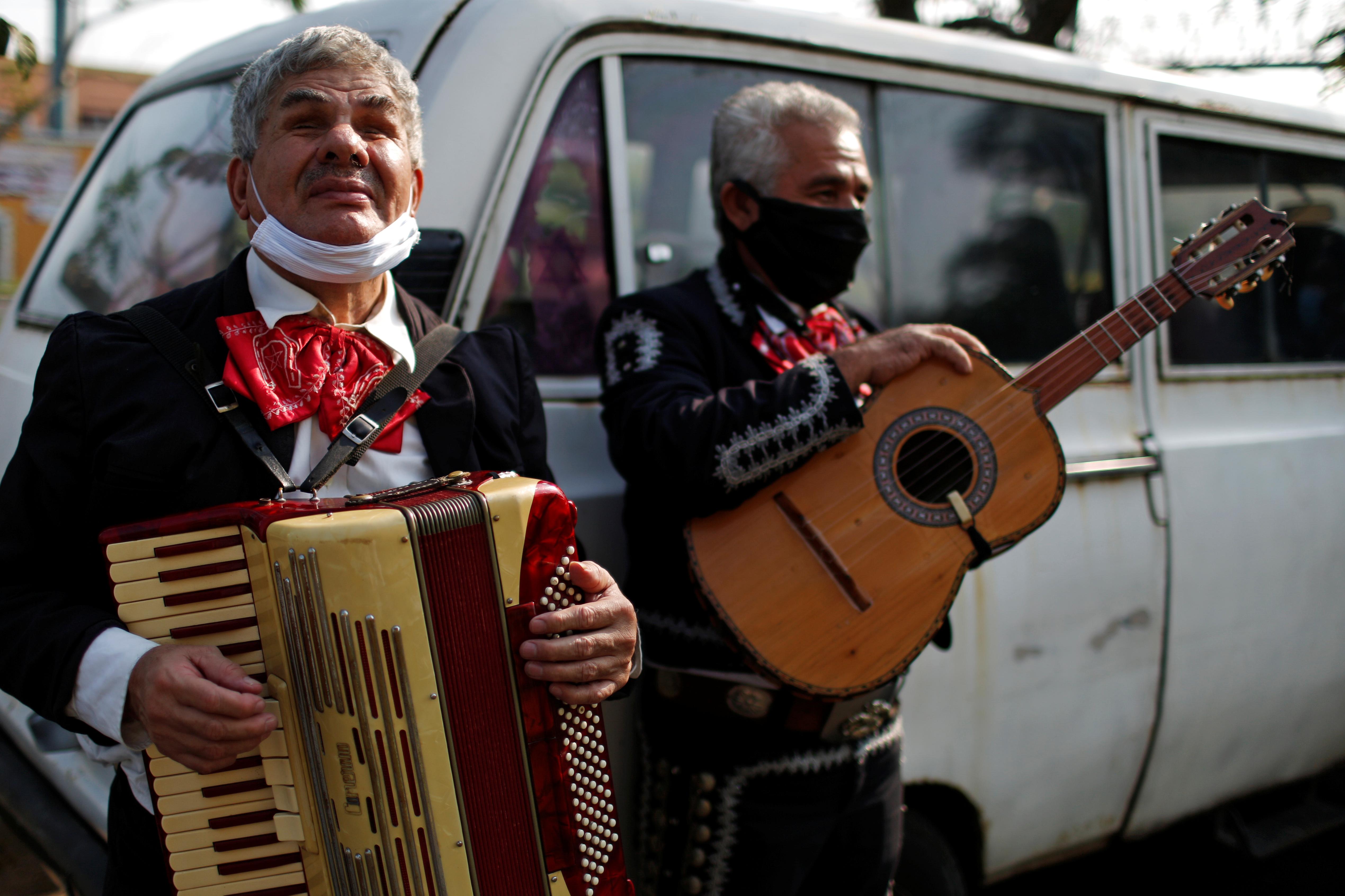 En Antiguo Cuscatlan, San Salvador, El Salvador May 10, 2020. (Foto: REUTERS/Jose Cabezas)