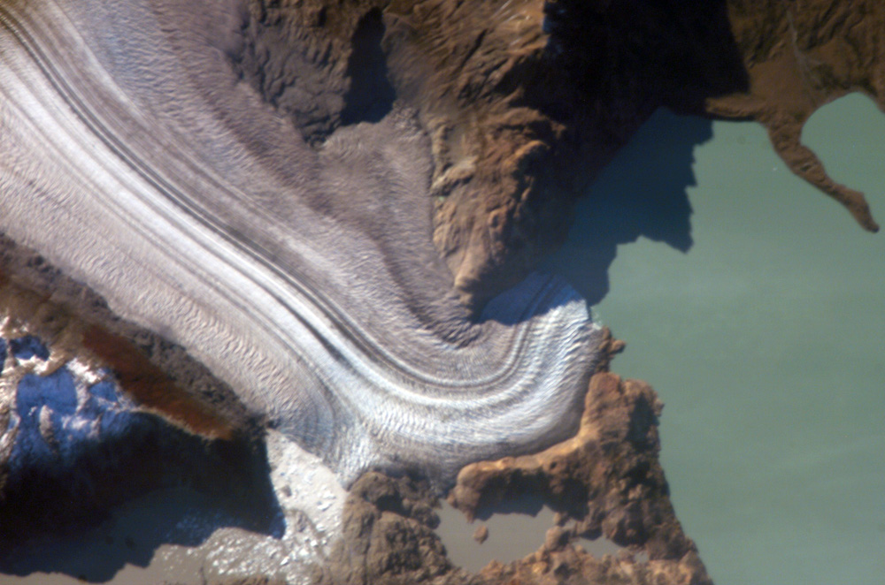 Glaciar Viedma, Argentina