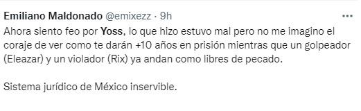 (Captura: @emixezz/twitter)