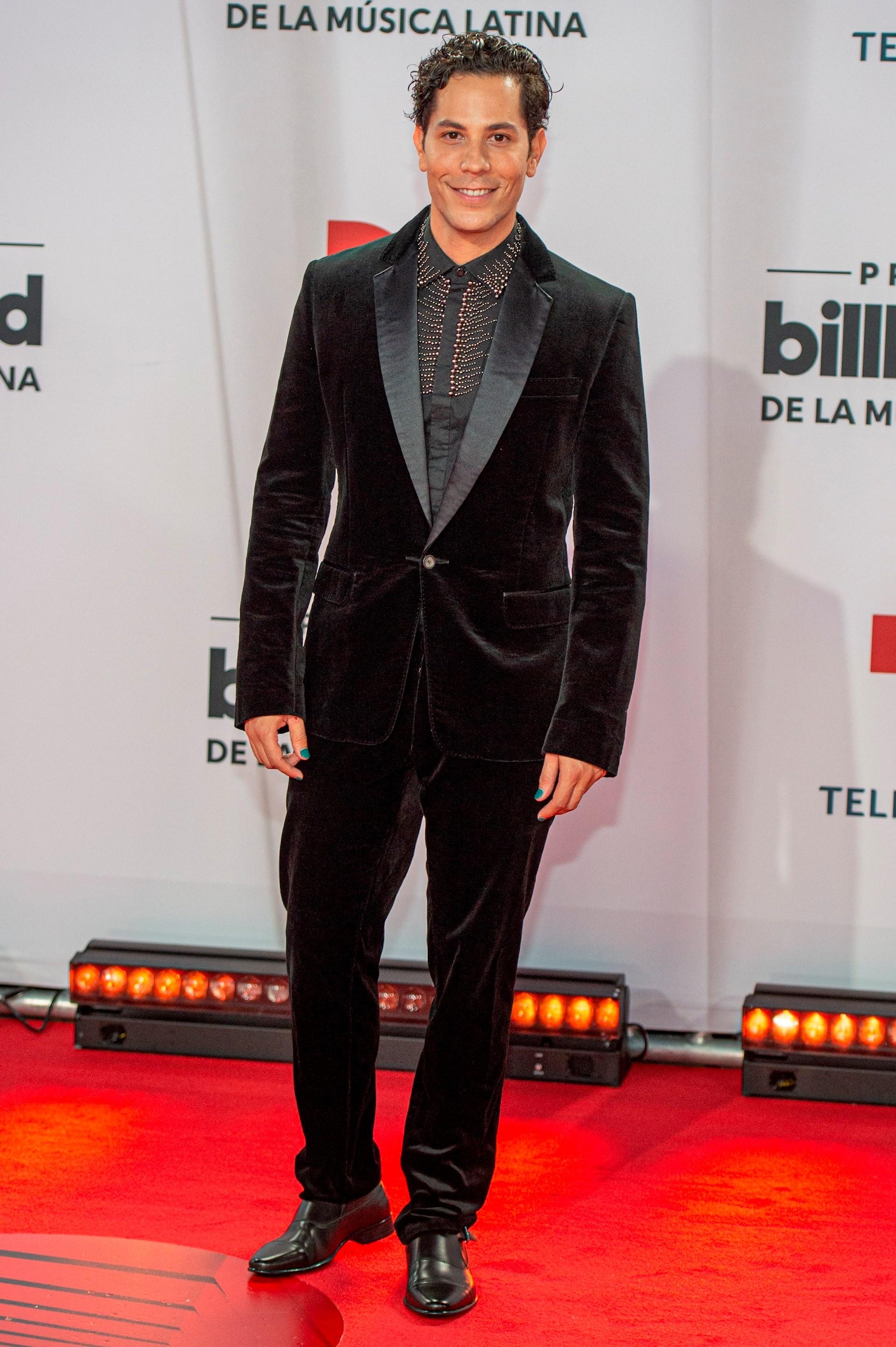 El cantante y actor mexicano Christian Chávez (Foto: EFE/Giorgio Viera)