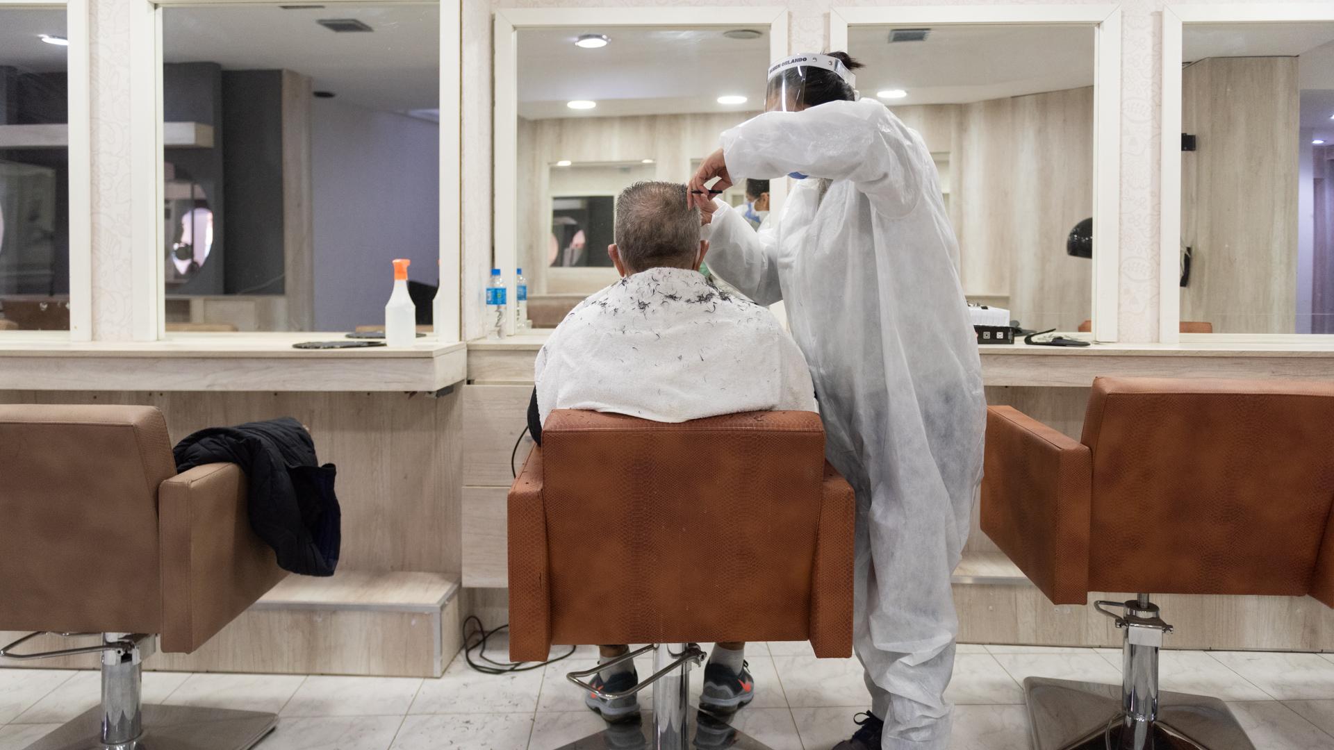 EL nuevo protocolo habilitado por el gobierno de la Ciudad implica nuevas rutinas y hábitos de cuidado en cada servicio