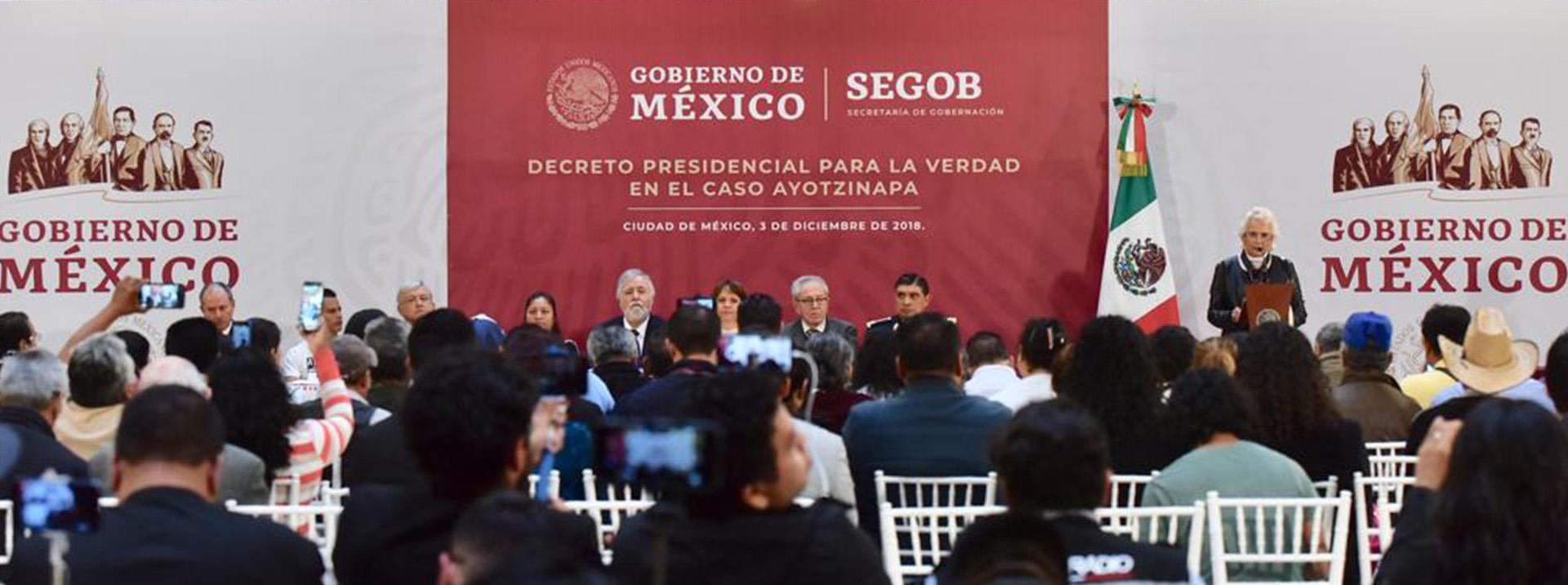 El decreto entrará en vigor un día después de su publicación en el Diario Oficial de la Federación (Foto: Presidencia de México)