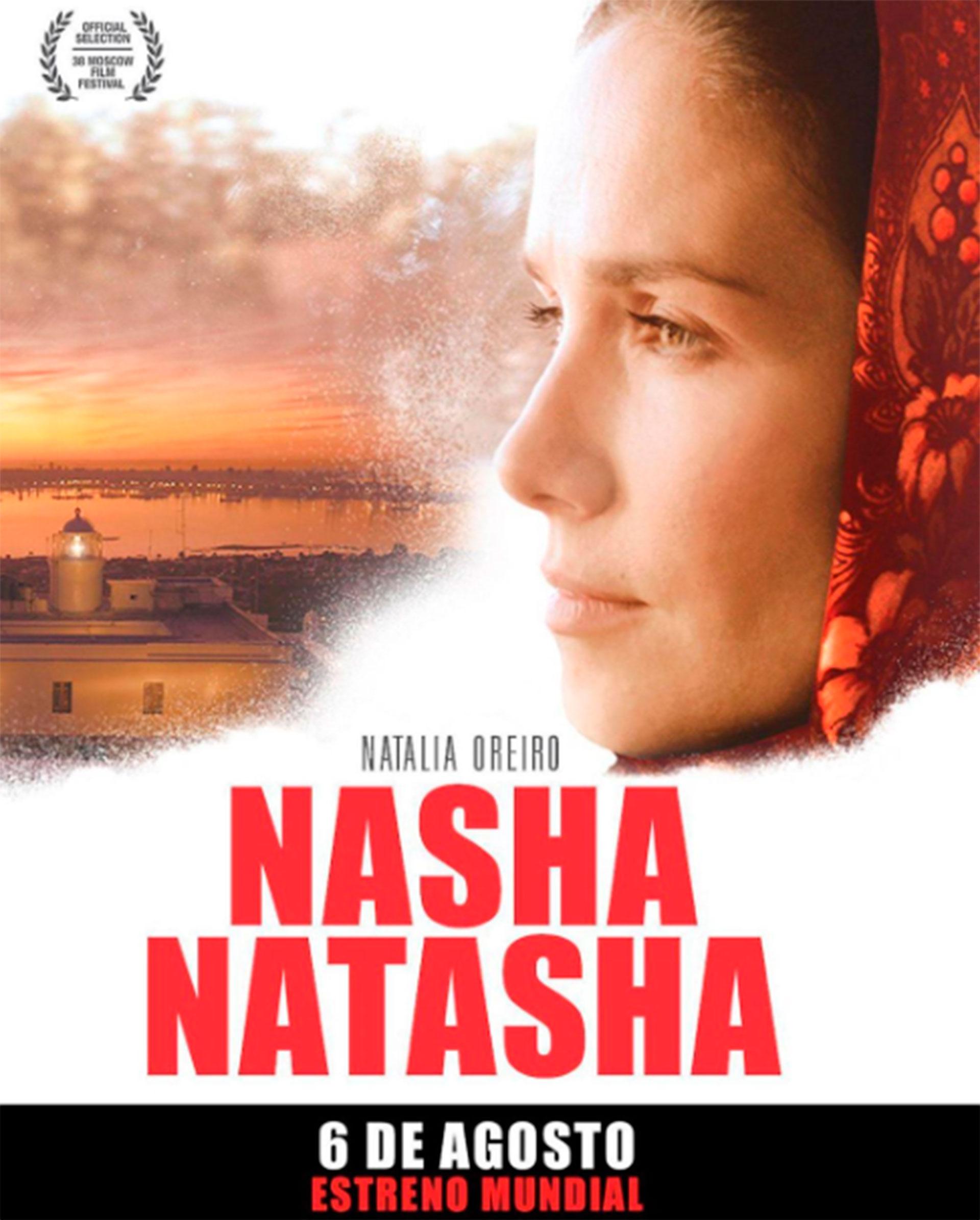 "Nasha Natasha"": el documental sobre Natalia Oreiro en Rusia se ..."