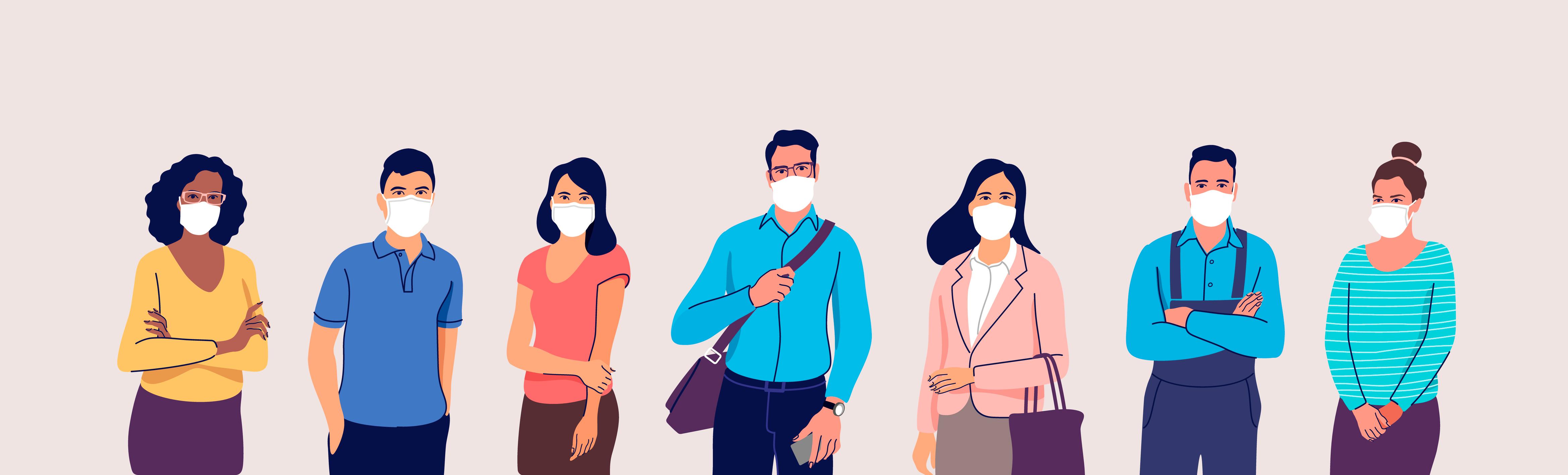 La investigación de The Lancet indagó en la respuesta dispar de las naciones frente al coronavirus (Shutterstock)