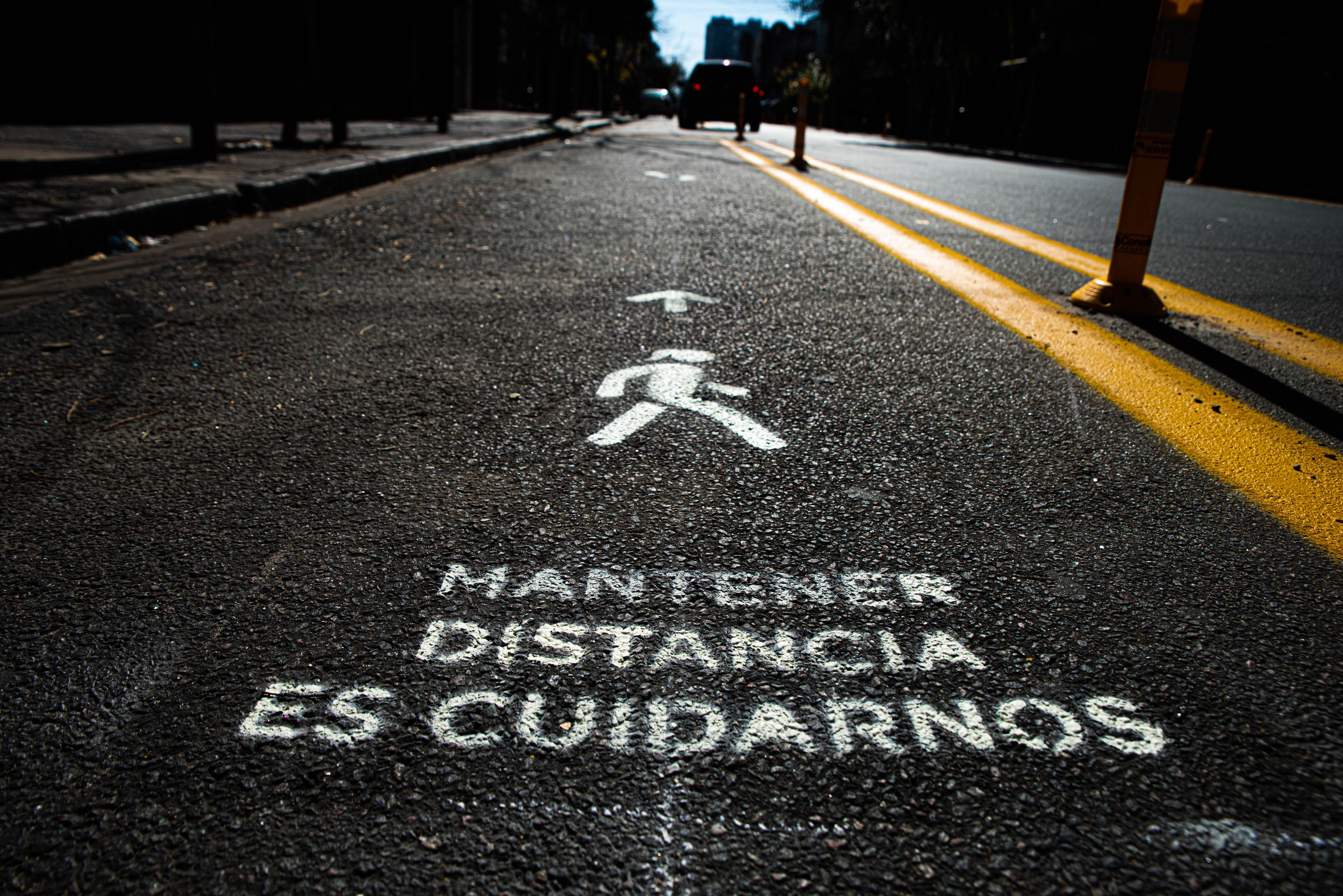 En la calles peatonalizadas, la restricción para la circulación de vehículos estará vigente de 8 a 20 horas