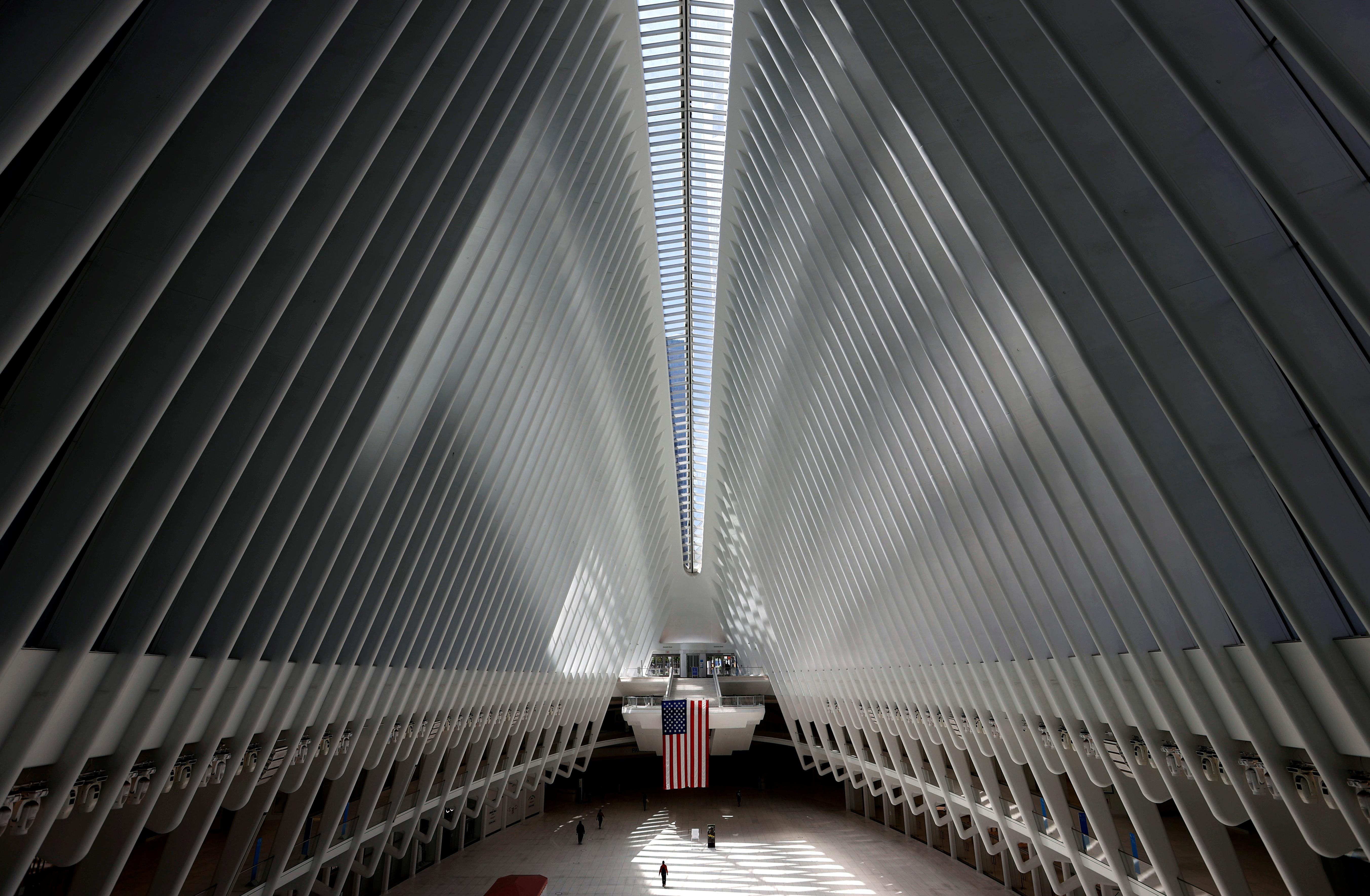 Un nodo de transporte en Nueva York (REUTERS/Mike Segar)