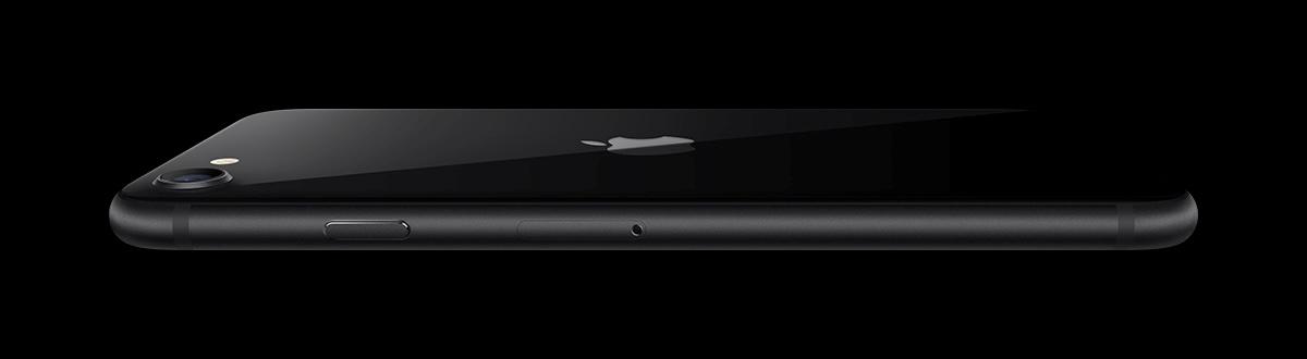 El iPhone SE 2, un modelo más económico con detalles premium que se presentó este año. (Courtesy Apple Inc/Handout via REUTERS)