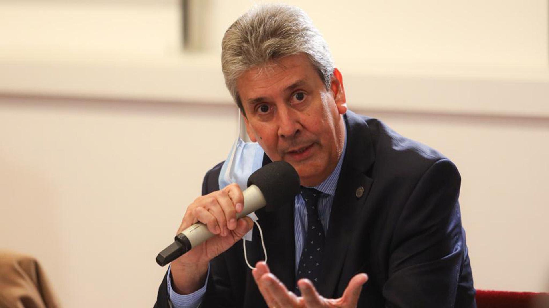 José Martins, del Consejo Agroindustrial