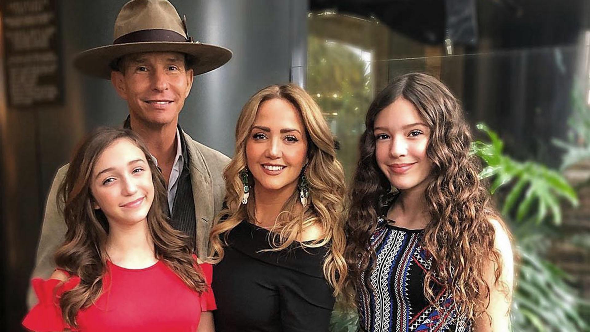 La hija de Andrea Legarreta y Erik Rubín presentó al joven que le dará su  primer beso - Infobae