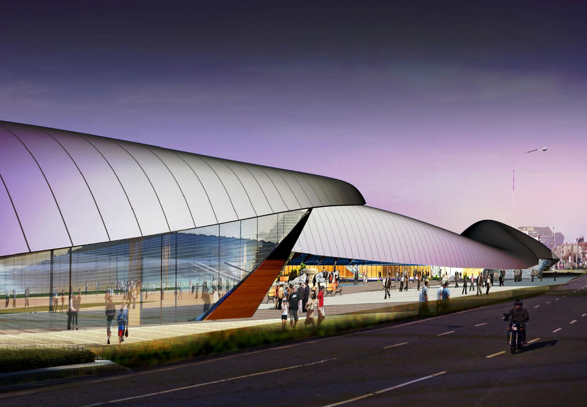 El Mercado Fénix busca establecerse como un gran lugar para eventos y entretenimientos pero manteniendo la esencia del lugar por excelencia de Mar del Plata