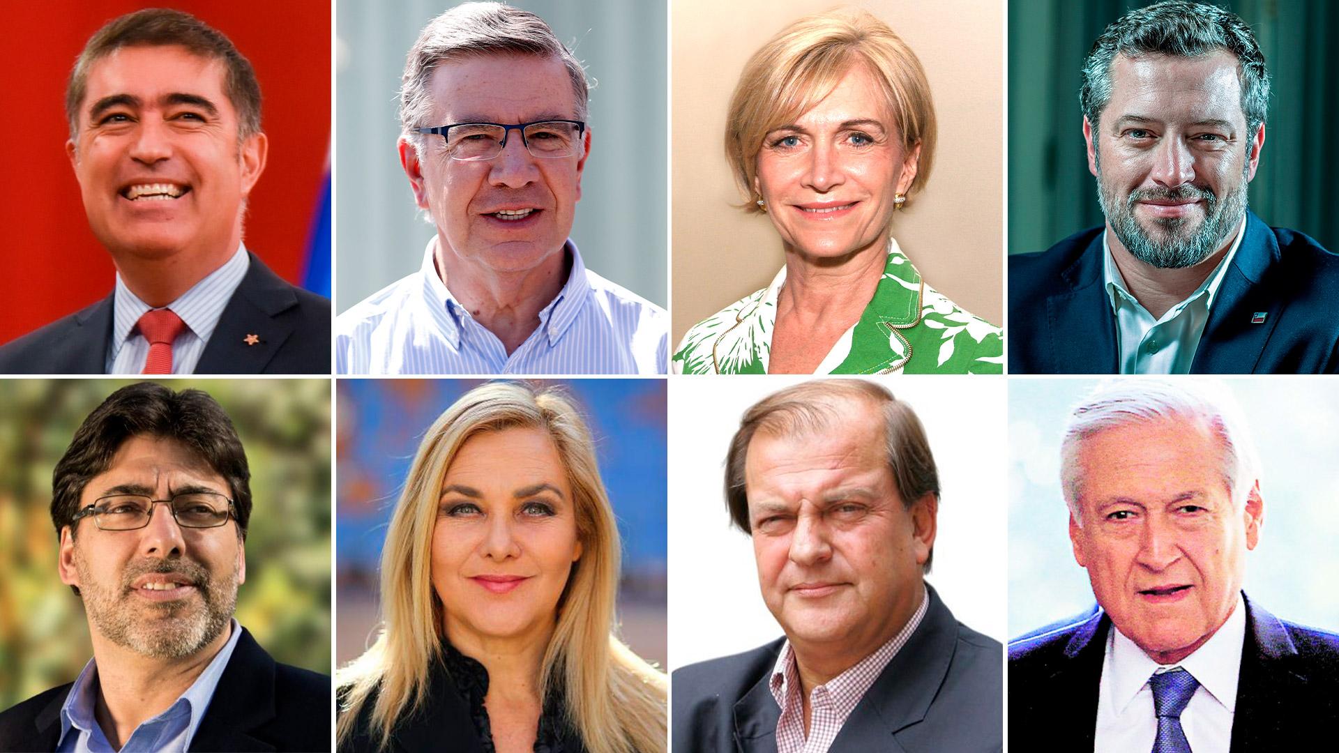 Comenzó la carrera presidencial en Chile: quiénes son los candidatos en la línea de largada - Infobae
