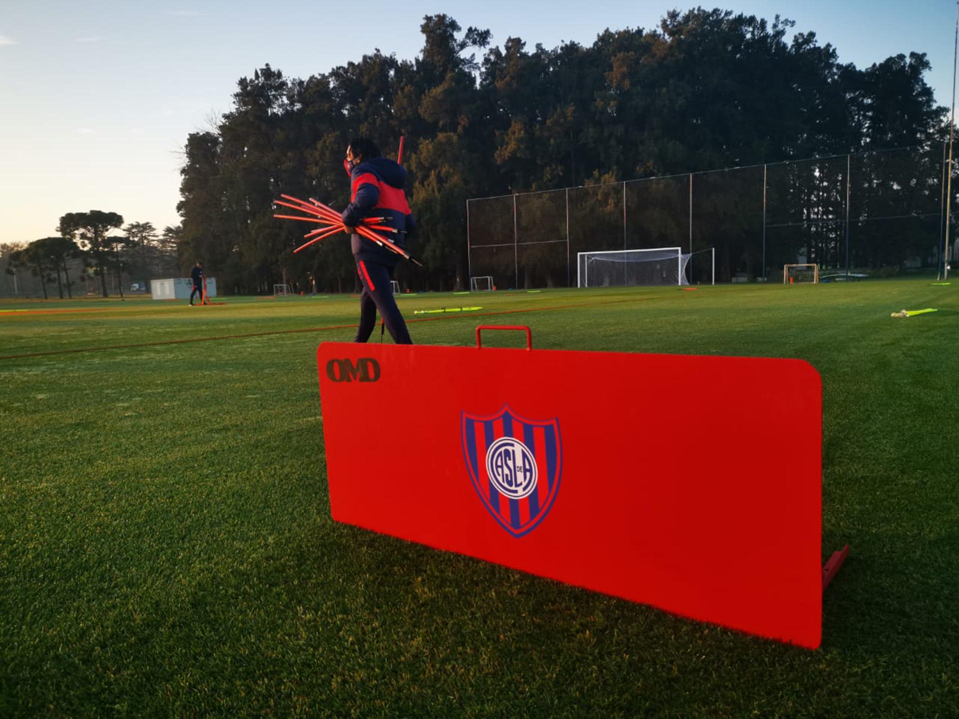 La práctica fue dividida en siete grupos (burbujas) y en total habrá cinco turnos matutinos que se desarrollarán entre las 8.30 y las 11.30