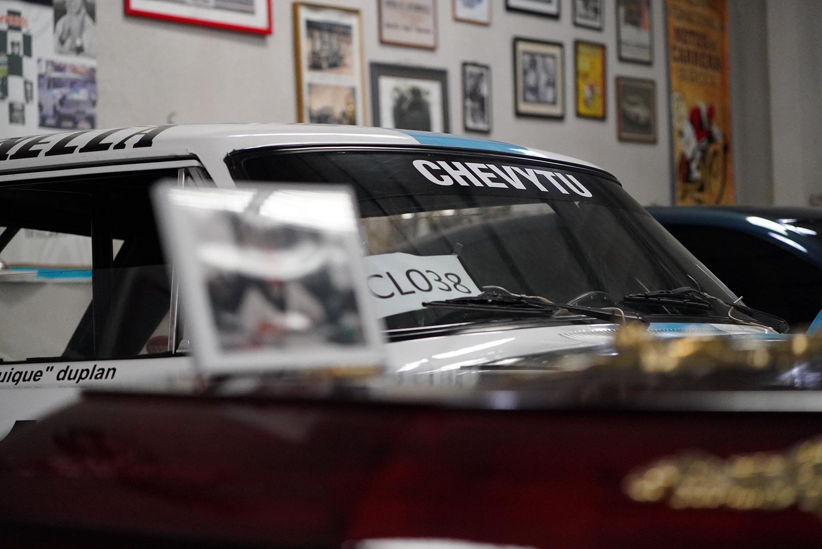 Asoma el Chevytú, el auto con el que Cupeiro cambió la historia del Turismo Carretera para siempre en 1965. Fue el principio del fin de las cupecitas que fueron reemplazadas por los Ford Falcon, la cupé Chevy de Chevrolet, el Dodge GTX y el Torino 380W.