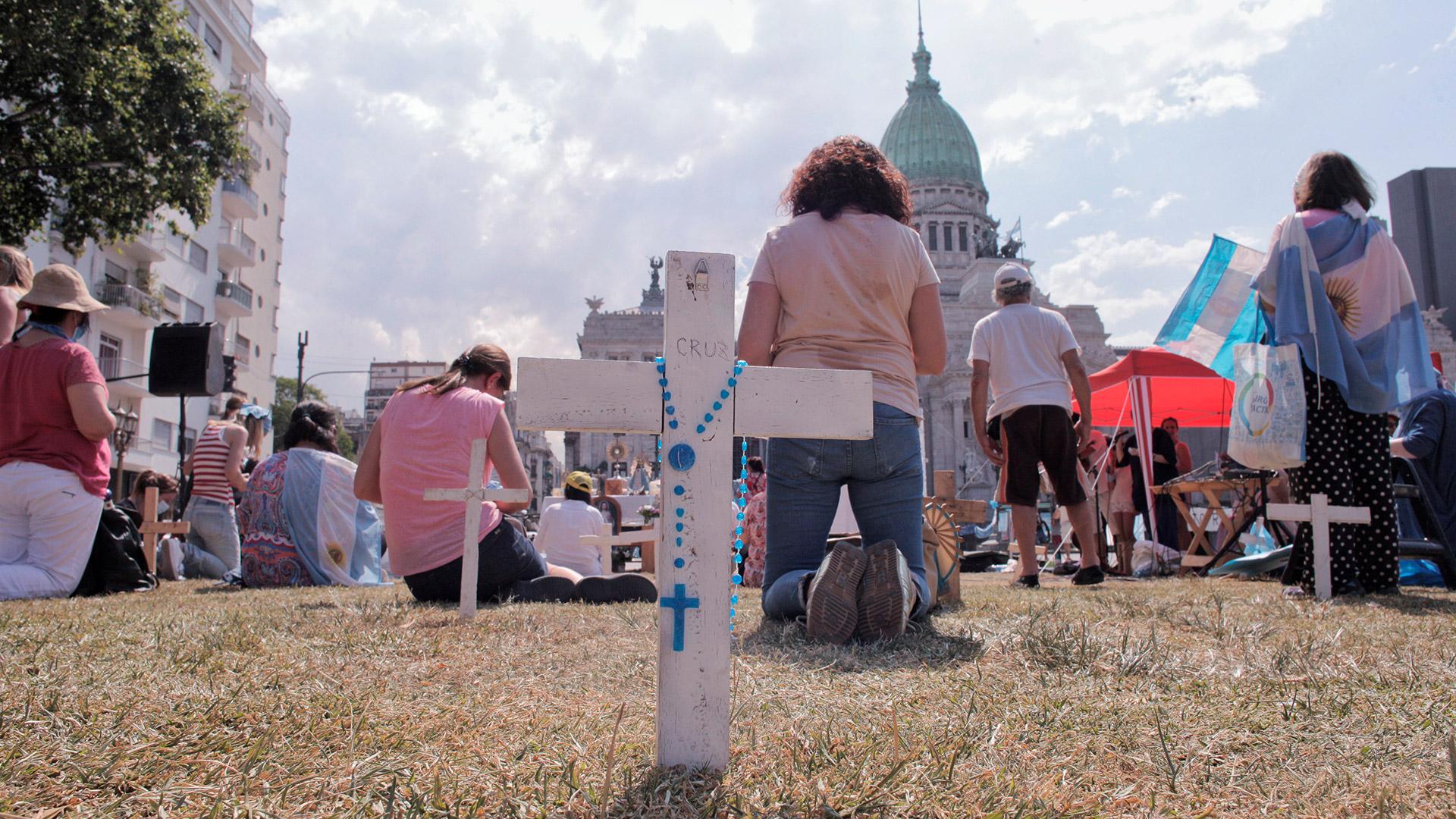 El papa Francisco y la cúpula de la Iglesia Católica argentina se manifestaron