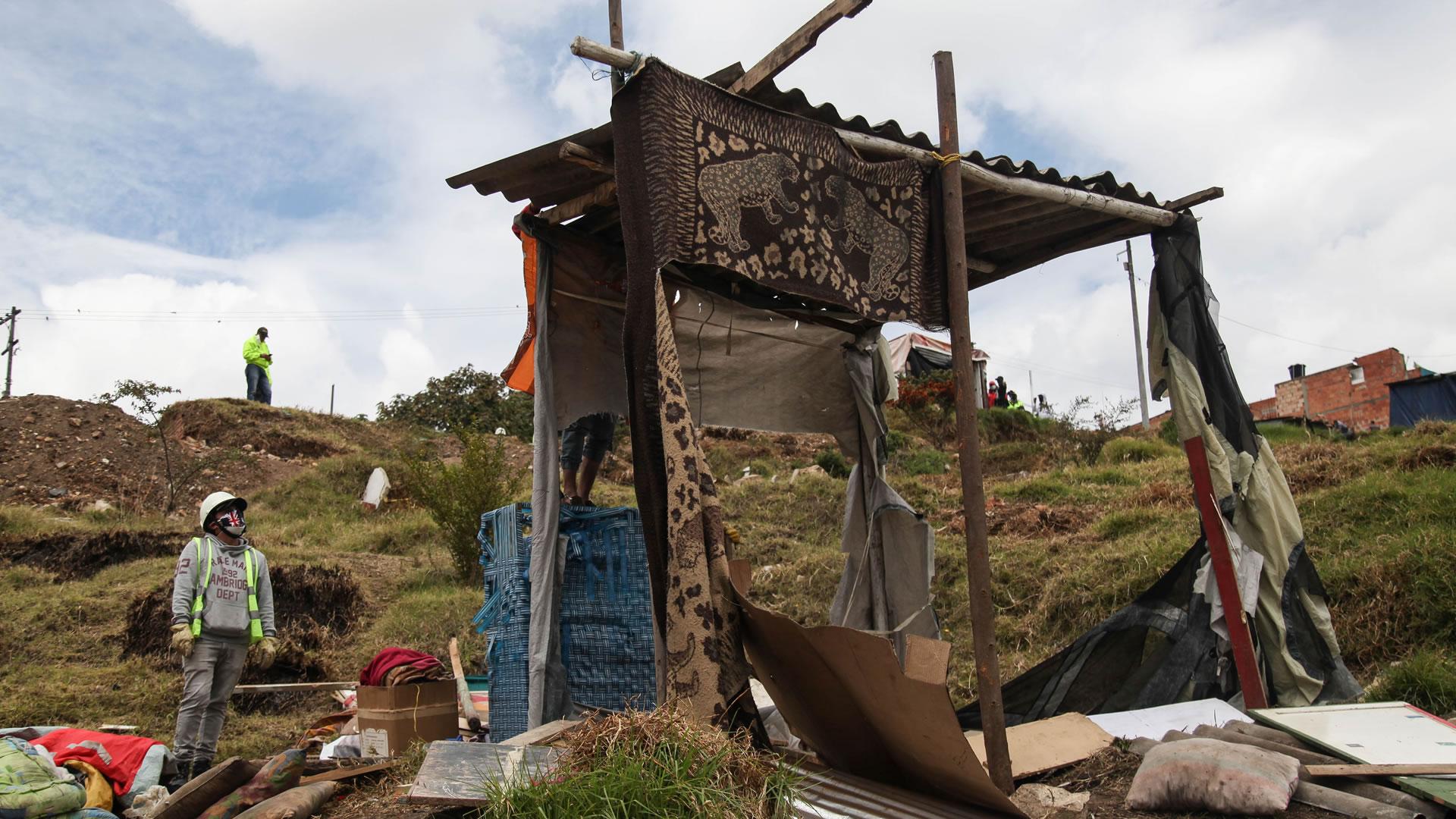 En Bogotá, el 40,1 % de los ciudadanos son pobres - Infobae