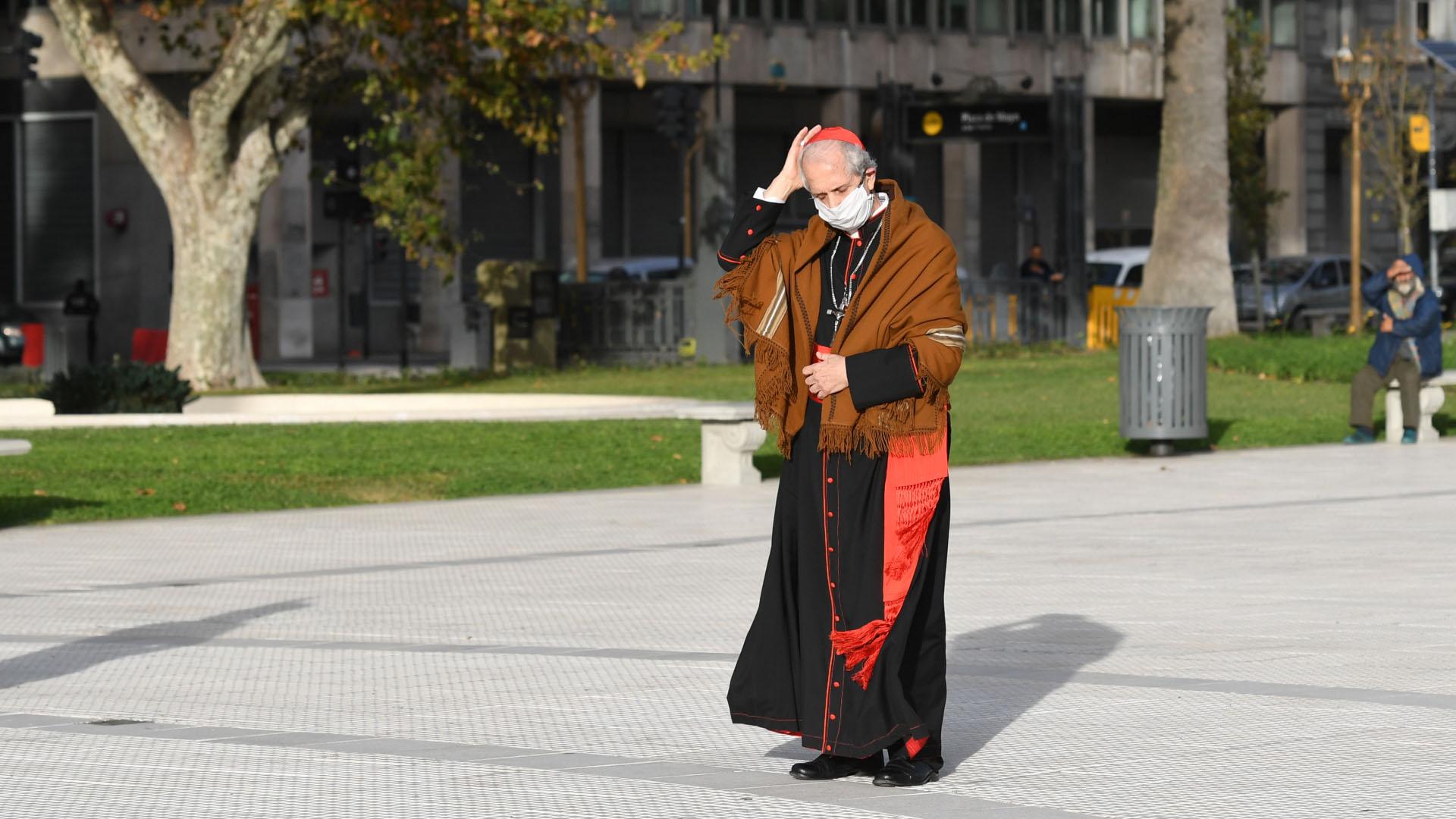 El arzobispo de Buenos Aires y cardenal primado de la Argentina, Mario Poli