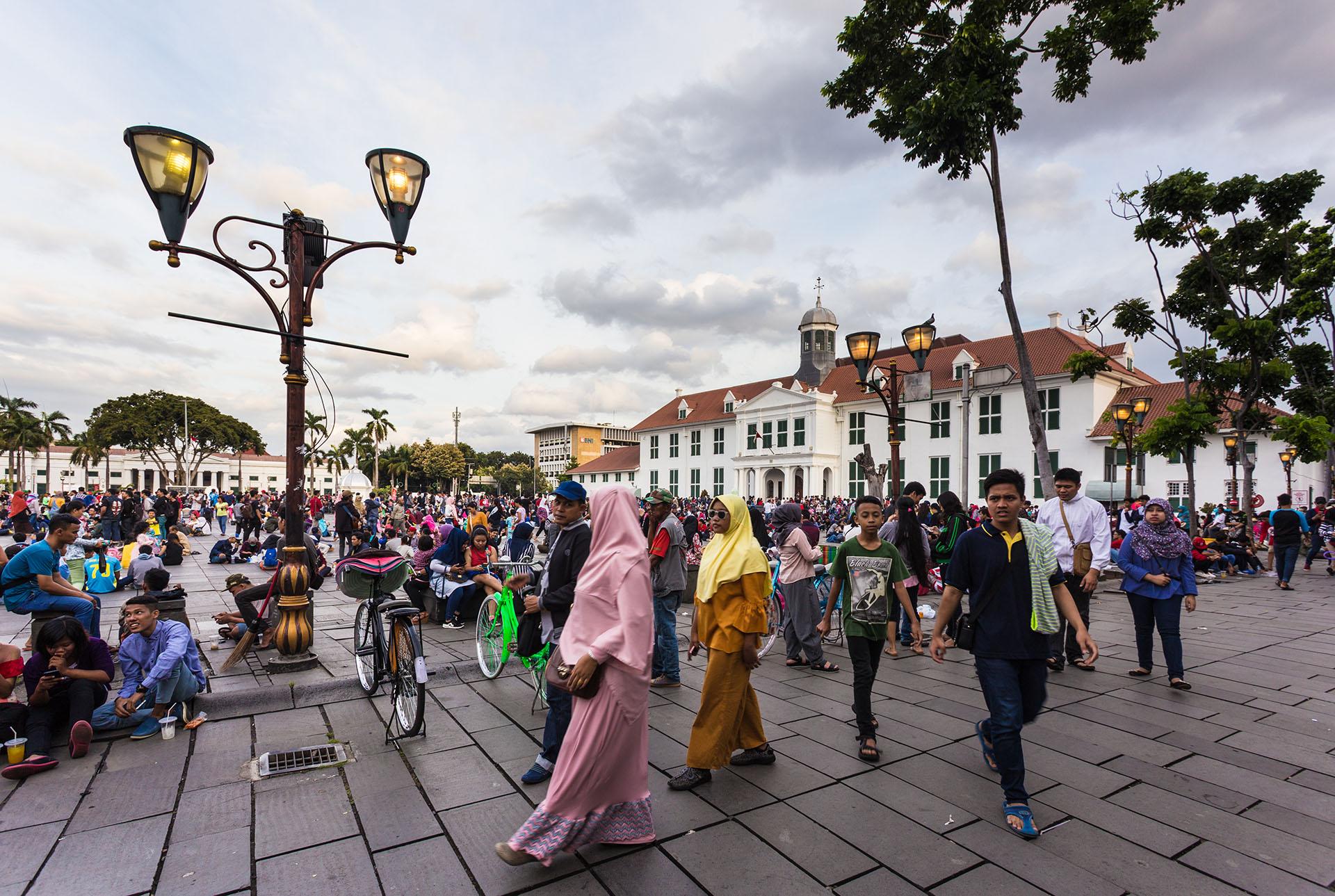 ANTES - La República de Indonesia está dividida en 34 provincias, 5 de las cuales corresponden a territorios especiales (ciudad de Yakarta, Papúa, Papúa Occidental, Yogyakarta y Aceh) (Shutterstock)