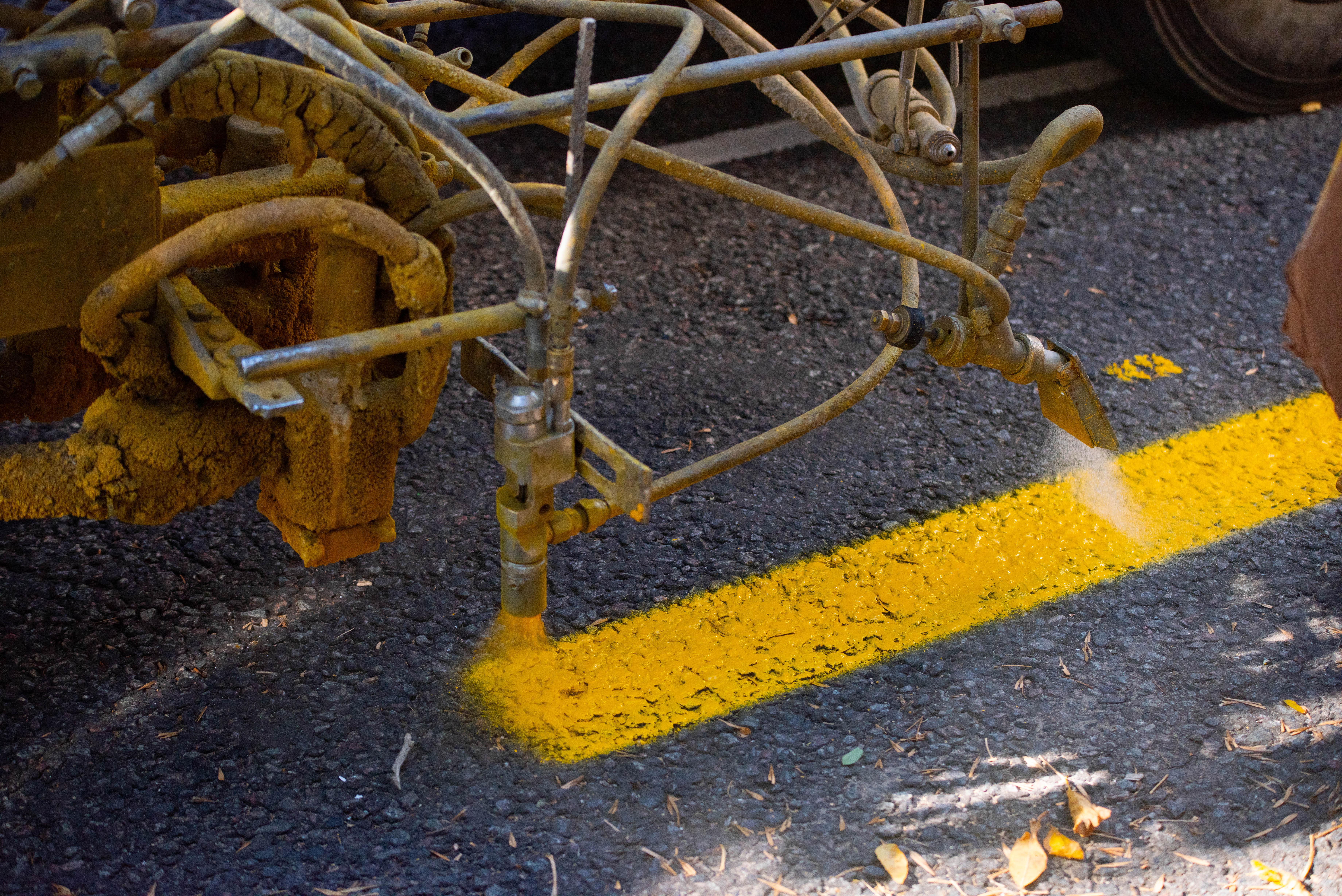 La redistribución de calles y avenidas implementará a través de intervenciones y demarcaciones en la calzada