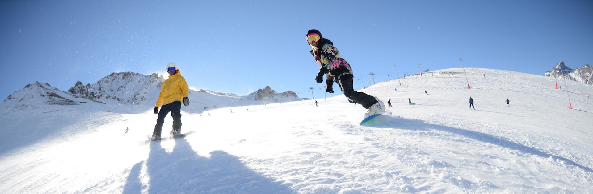 El resto de los centros de esquí aun esperan poder funcionar aunque sea un parte de la temporada