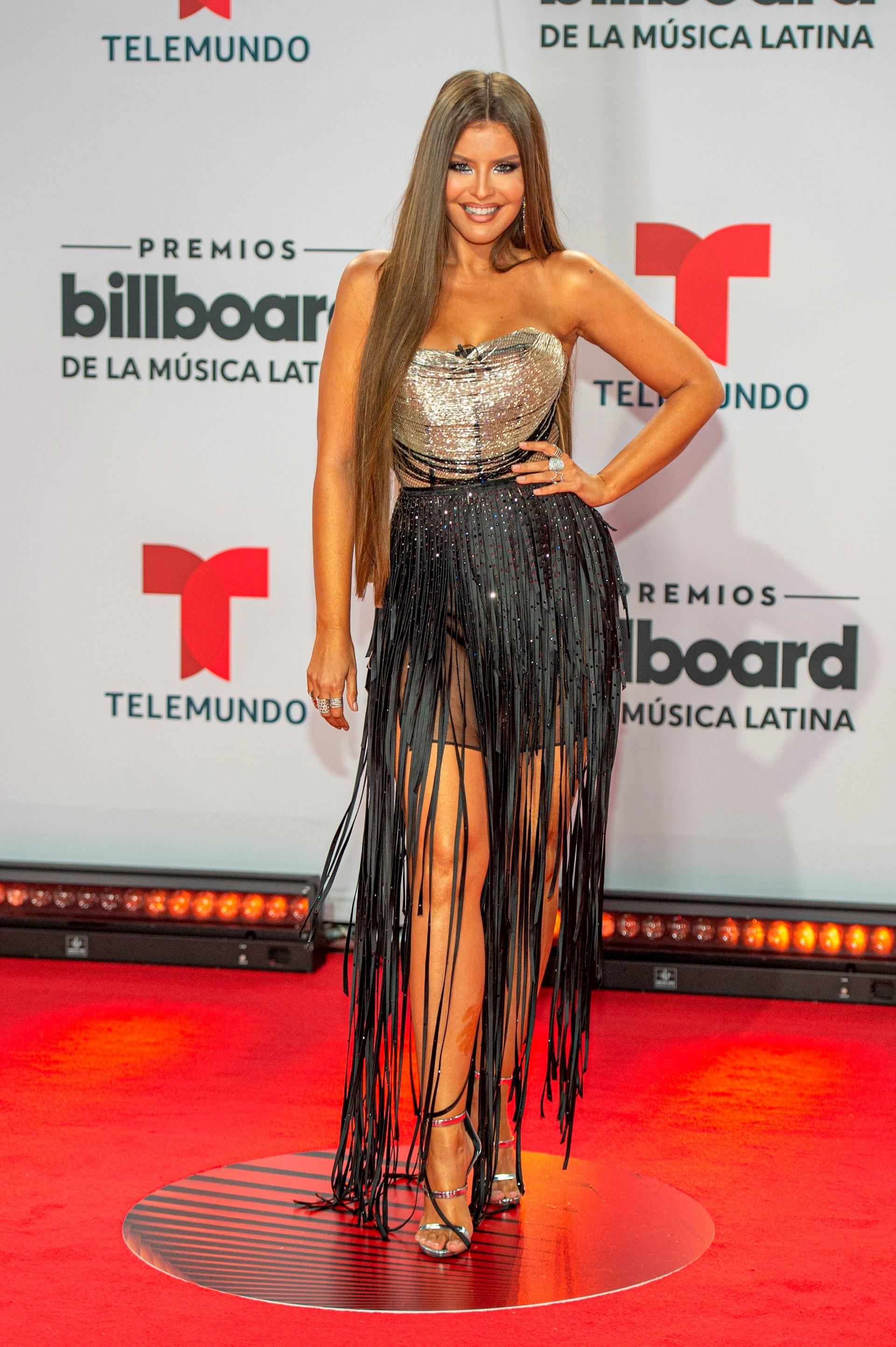 La actriz puertorriqueña Vanessa Claudio (Foto: EFE/Giorgio Viera)