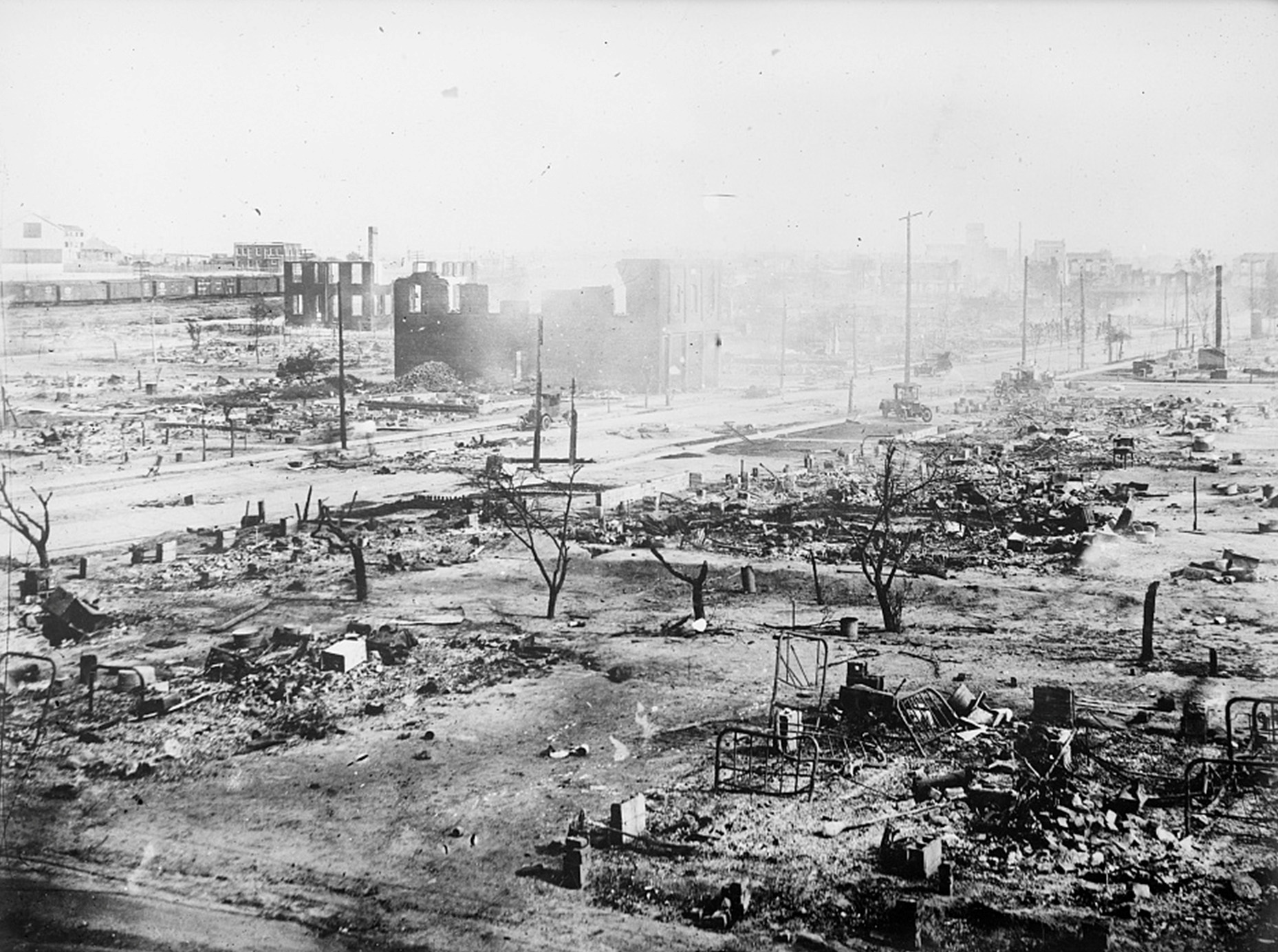 A 100 años del mayor ataque racista en la historia de Estados Unidos: qué  fue la masacre de Tulsa y cuáles fueron sus consecuencias - Infobae