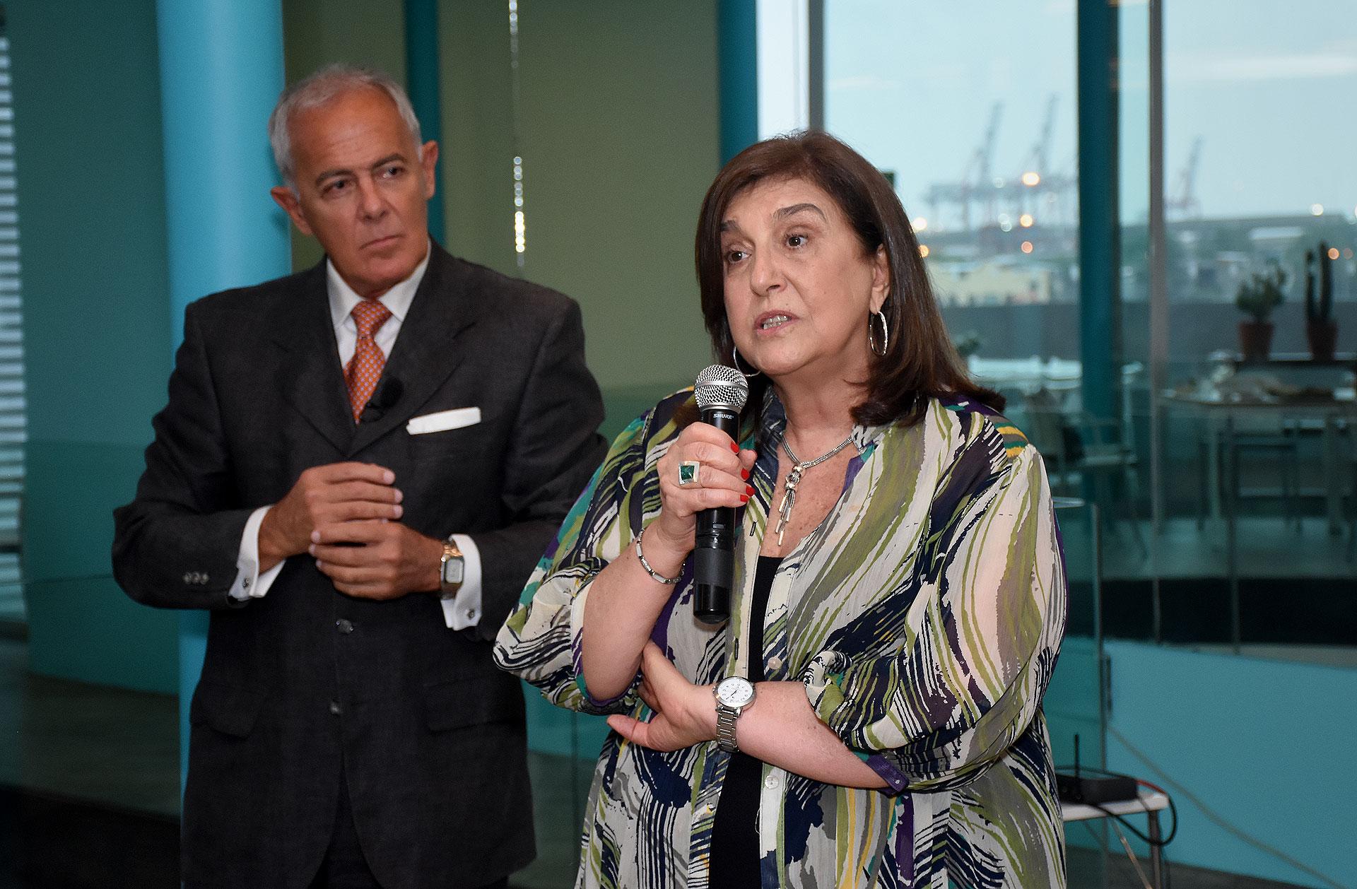 Ángela Gentile. médica infectóloga, pediatra y epidemióloga. Jefa del Departamento de Epidemiología del Hospital de Niños Ricardo Gutiérrez