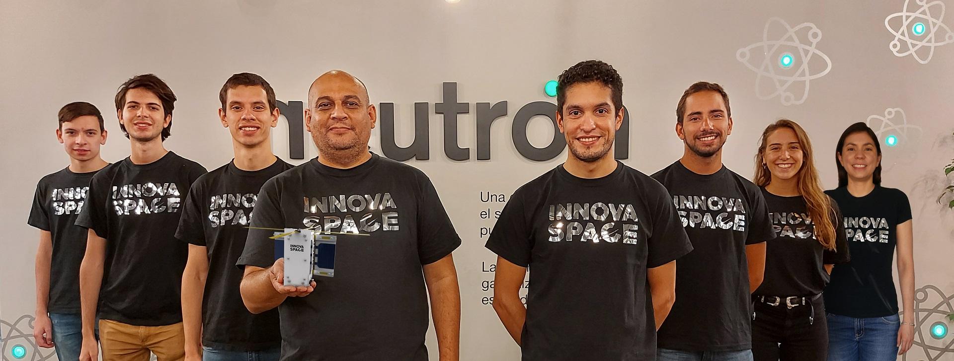 El equipo de Innova Space