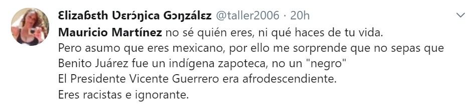 Los usuarios señalaron la incongruencia en las declaraciones de Maurico Martínez (Foto: Twitter)