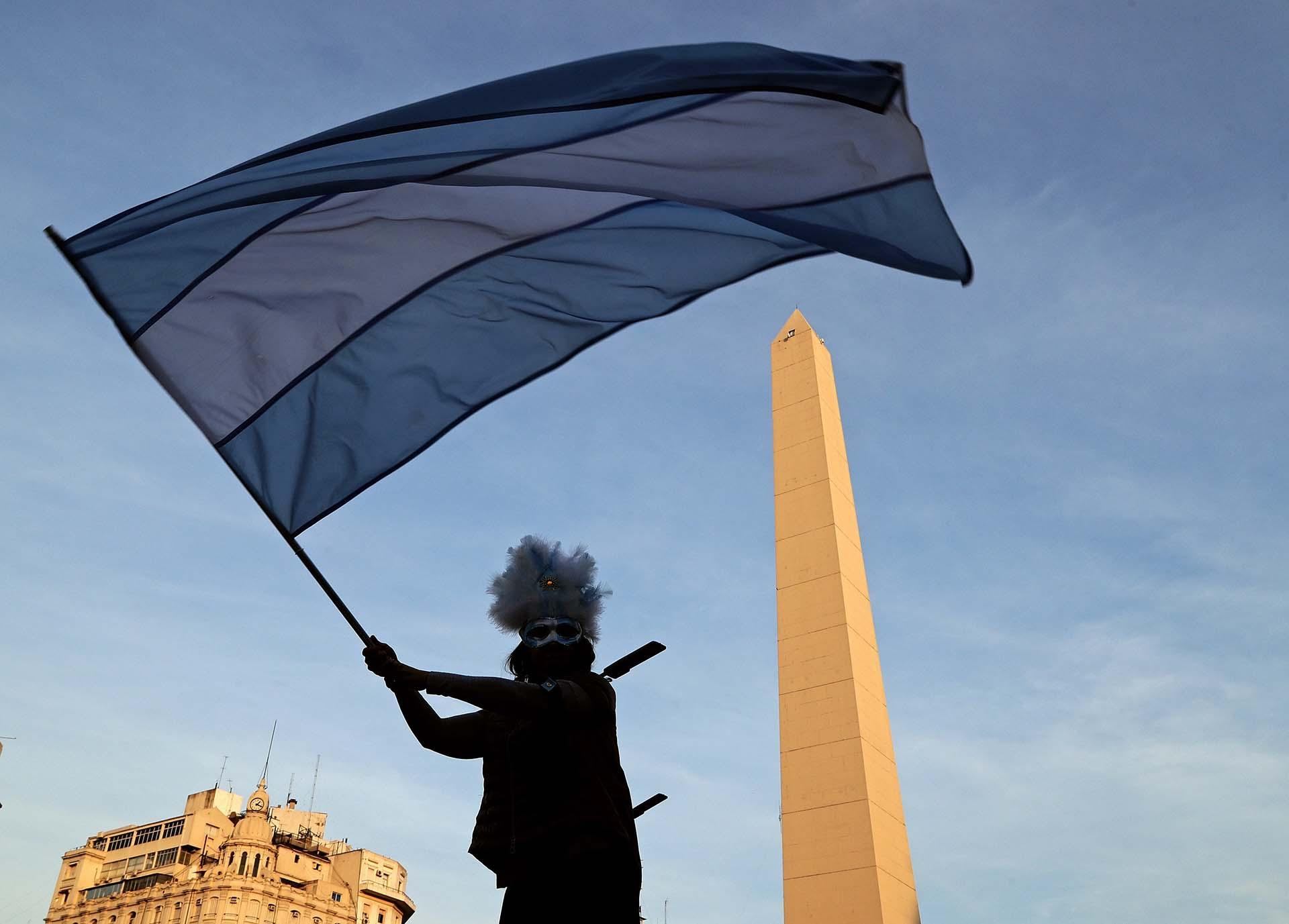 A principios de agosto se realizó una nueva marcha en las principales ciudades del país en contra de la reforma judicial que proponía el gobierno nacional