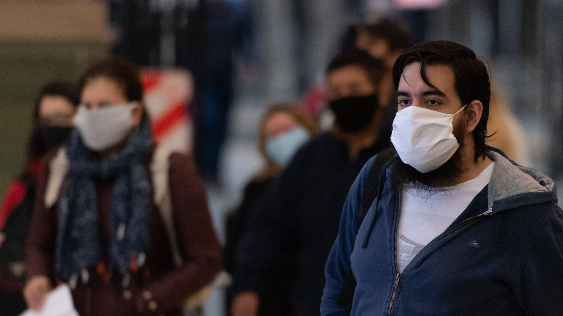 Extender el uso del barbijo casero en la vía pública busca prevenir el contagio del Covid-19