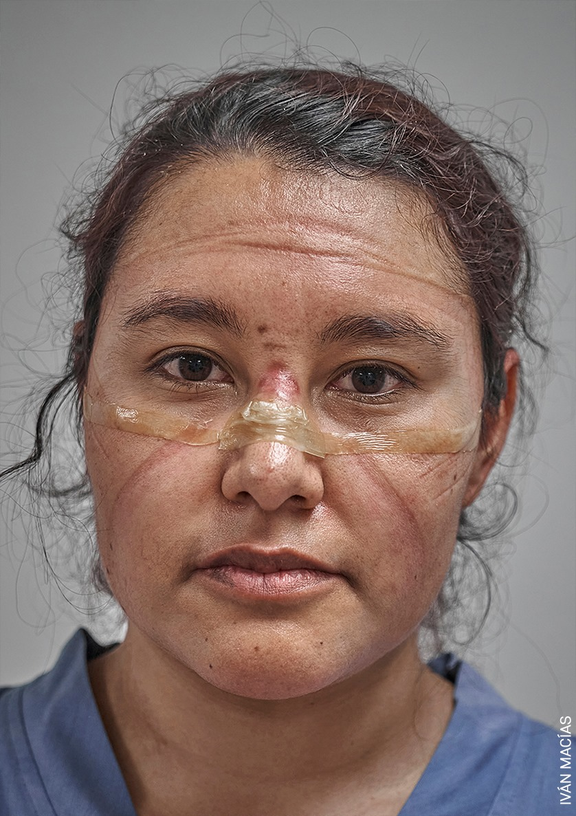 Iván Macías: el mexicano nominado al World Press Photo 2021 por sus  retratos - Infobae