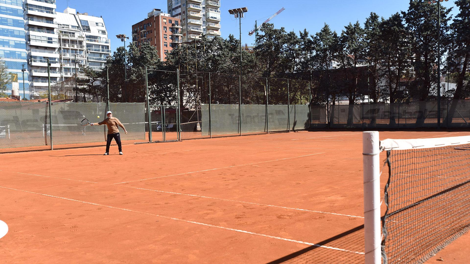 """""""El riesgo de contagio en un deporte individual es mínimo"""", dijo hace unos días el ministro de Salud, Ginés González García"""