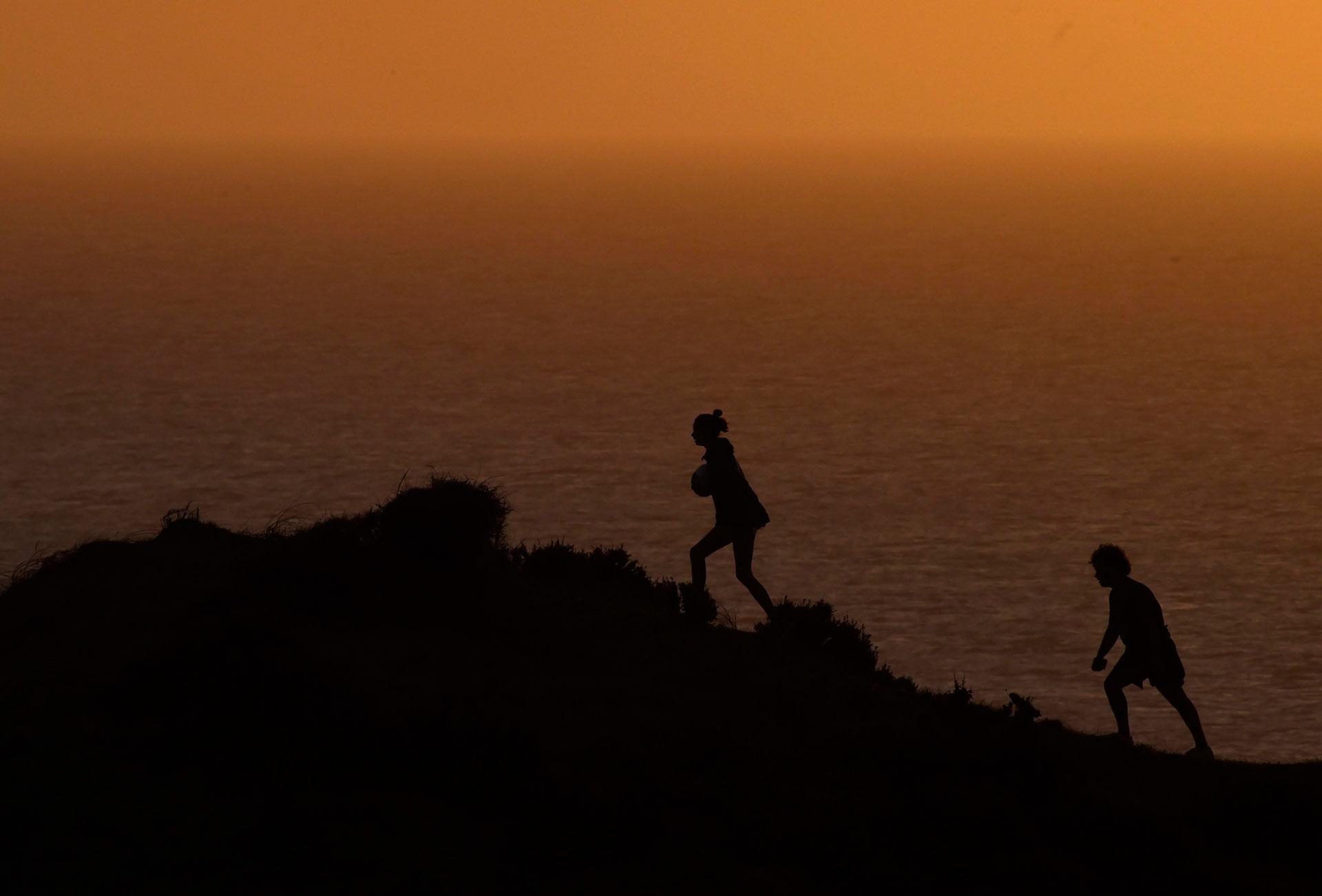 En la última semana, el turismo en la zona de Viedma y Carmen de Patagones se focalizó sobre las actividades en las playas. Caminatas, recorridos y descanso en medio de un intenso calor que en los próximos días promete descender