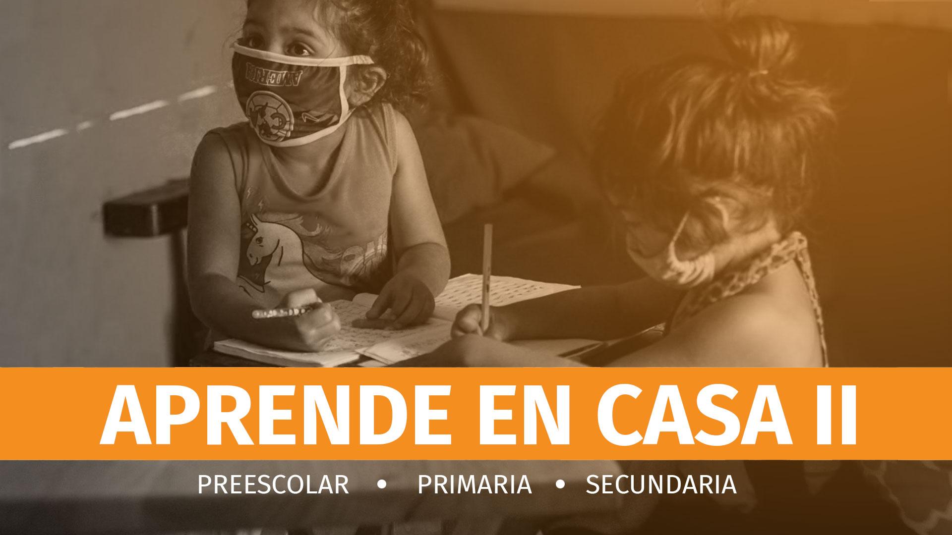 Aprende En Casa Ii De La Sep Clases En Internet Del 25 De Septiembre Para Alumnos De Primaria Infobae