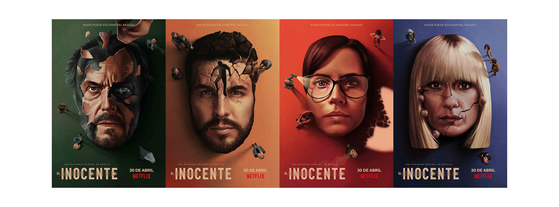 "Serie ""El inocente"""