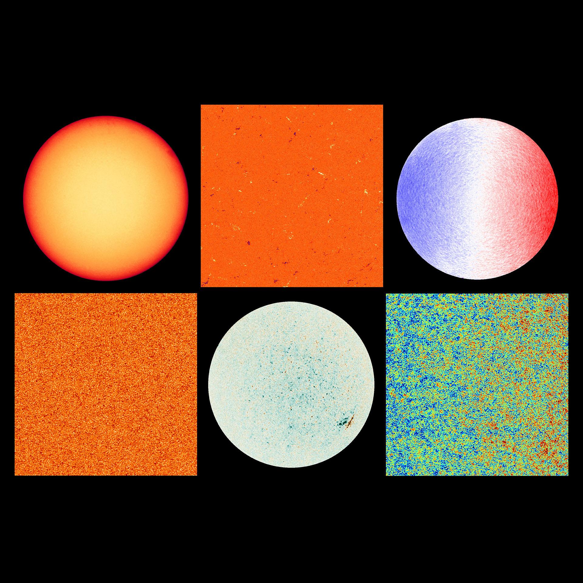 Los científicos dijeron el 16 de julio de 2020 que habían obtenido las imágenes más cercanas al Sol tomadas como parte de una misión paneuropea para estudiar los vientos solares y las llamaradas que podrían tener impactos de gran alcance en la Tierra (Foto de - / Solar Orbiter / EUI / ESA / NASA / AFP)